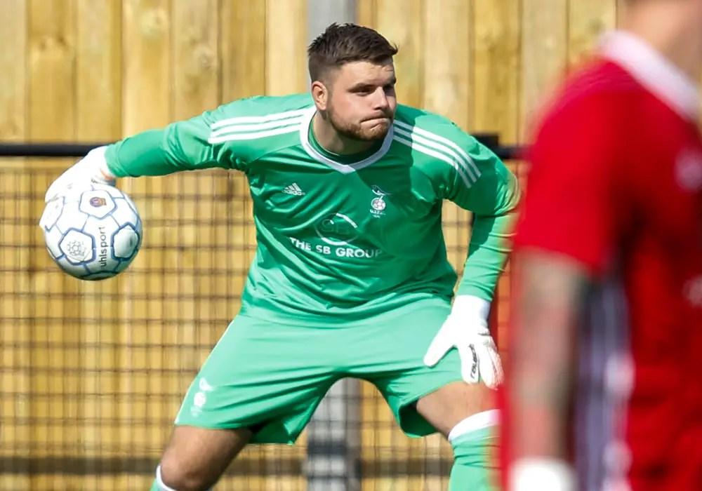 Goalkeeper Chris Grace makes Hendon move