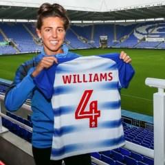 Fara Williams signs for FA WSL 1 side Reading Women
