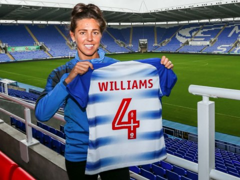 Fara Williams signs for FA WSL 1 side Reading Women