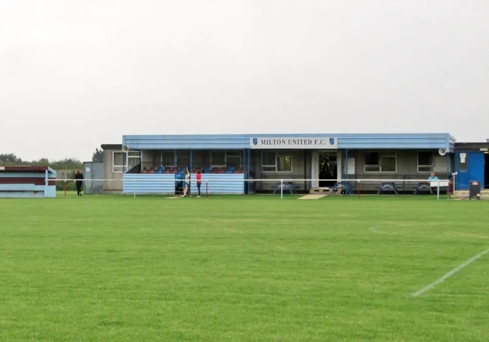 Guide to Milton United FC and Potash Lane