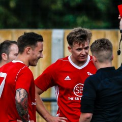 Media: Tallentire admits Bracknell Town gambled in FA Cup and Herridge praises Moles
