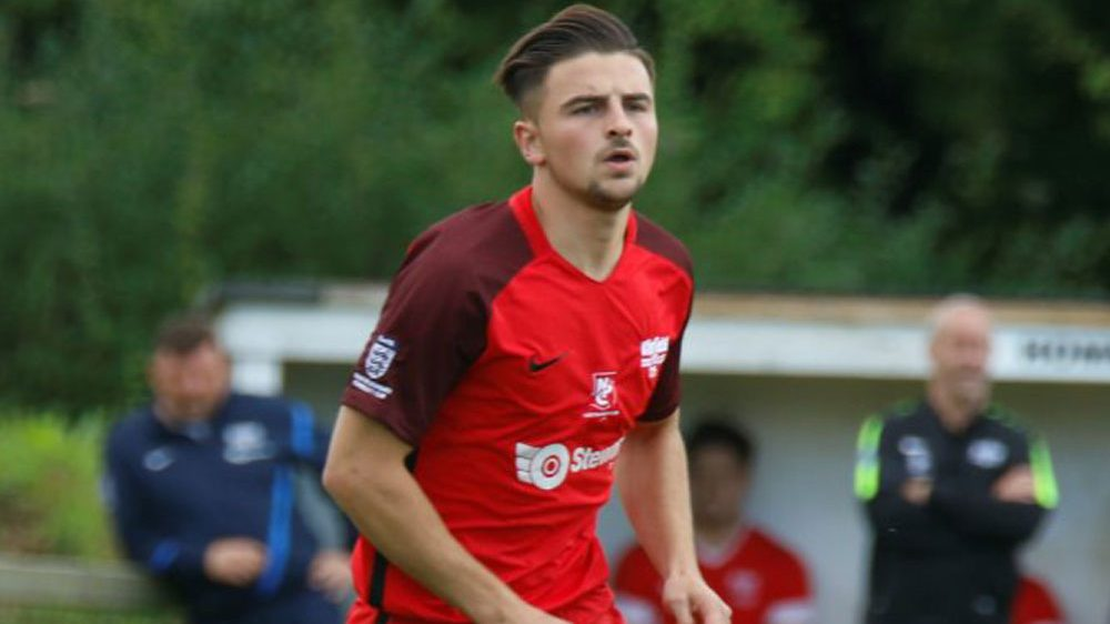 Binfield survive tough test to progress to the next round of the FA Cup
