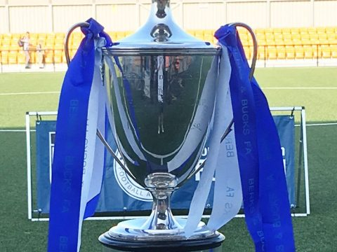 Berks & Bucks County FA Senior Cup Quarter draw