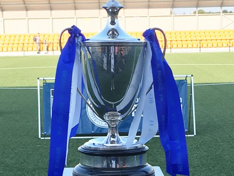 Who's who in the Berks & Bucks Senior Cup Second Round