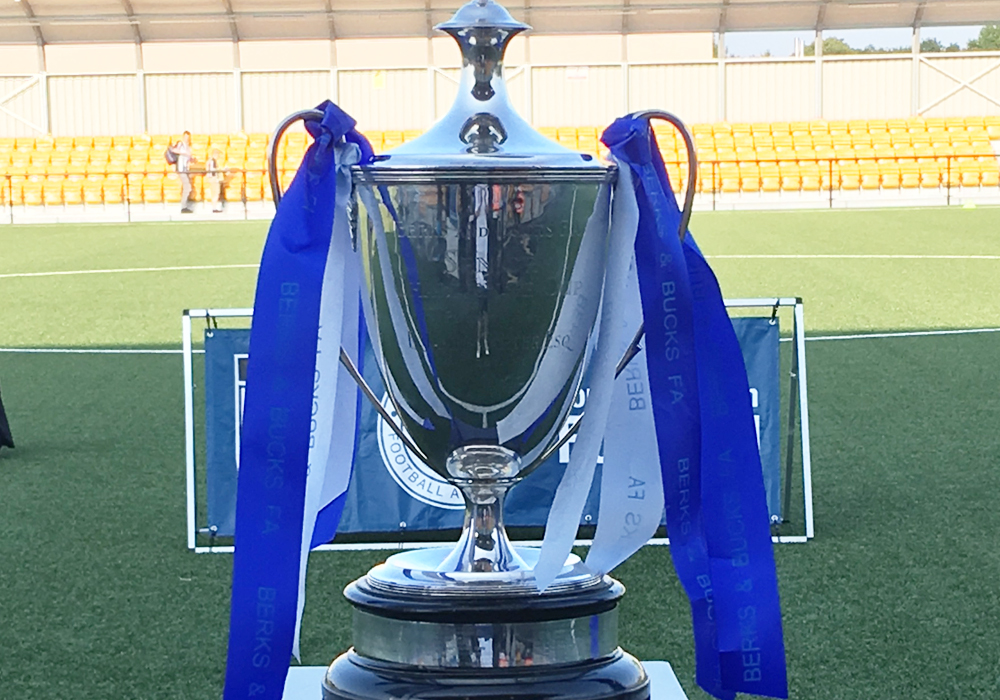 Berks and Bucks County FA Senior Cup. Photo: BBFA.