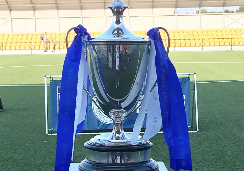 Berks and Bucks County FA Senior Cup. Photo: BBFA.