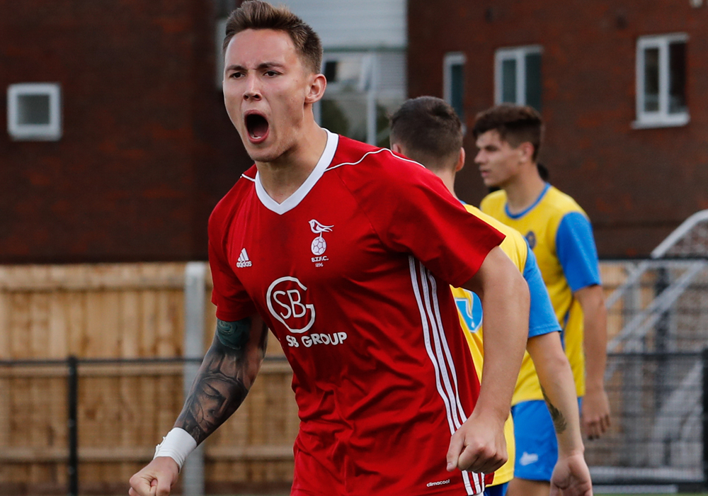 Joe Grant up for Bracknell Football Award