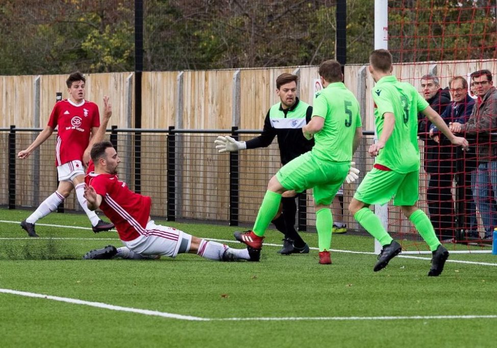 Results: Adam Cornell hits four as Bracknell Town get new era off to a flyer