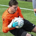 Alex Reed the penalty hero AGAIN as Woodley United march on in County Cup