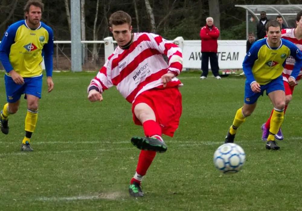 Meet Ben Harris – Ascot United's double New Zealand Championship winner