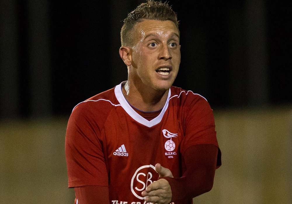 TJ Bohane on returning to Bracknell Town – 'It's like I never left'