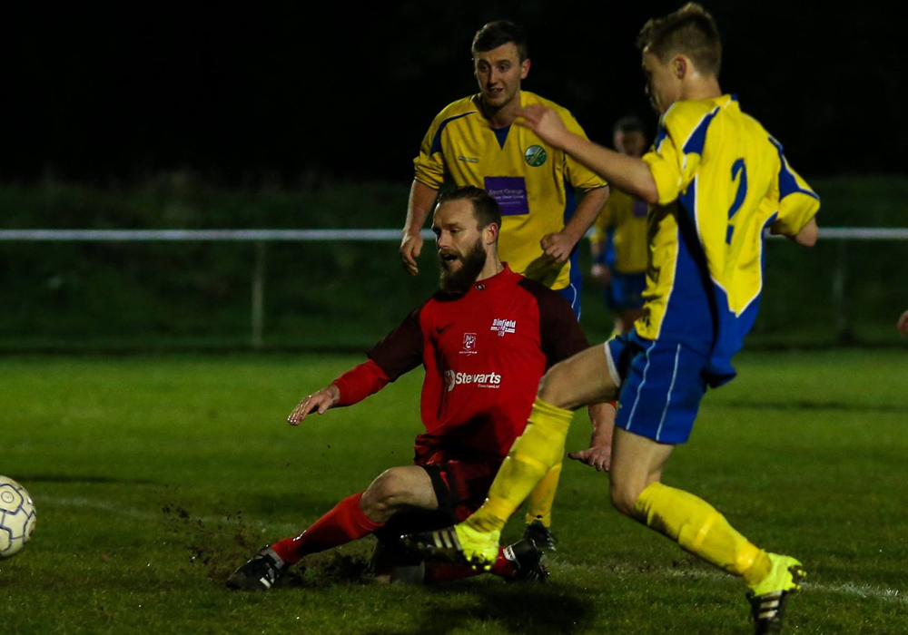 Ascot United and Binfield bid to reach Floodlit Cup final