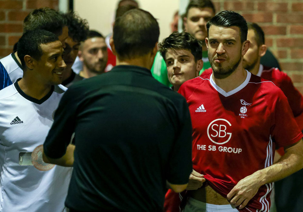 Report: Bracknell Town beat National League Hungerford Town