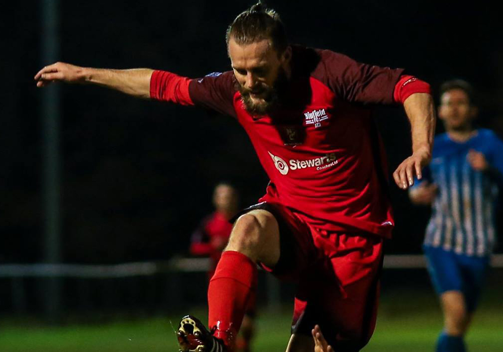 Midweek: Binfield FC and Virginia Water FC clash in Floodlit Cup Quarter Final