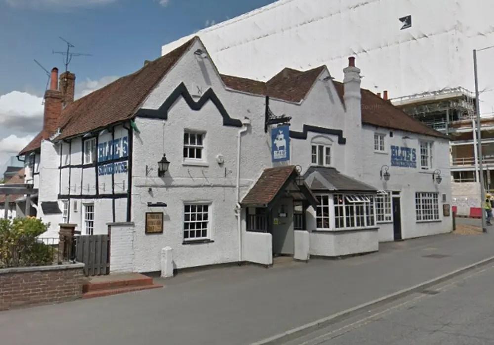Blue's Smokehouse. Photo: Google Streetview.