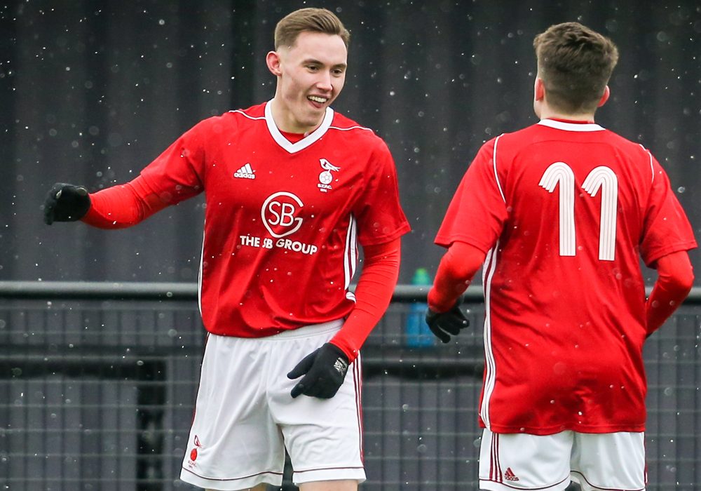 Joe Grant double for Bracknell Town FC and frustration for Binfield FC