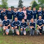 Silver Birch A crowned Bracknell Sunday League Division 4 champions