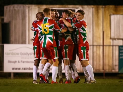 Knockout specialists Windsor through in FA Cup