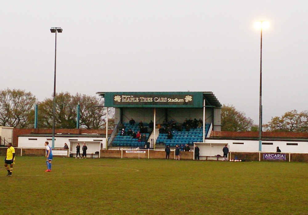 Wivenhoe Town. Photo: Andy Campbell.