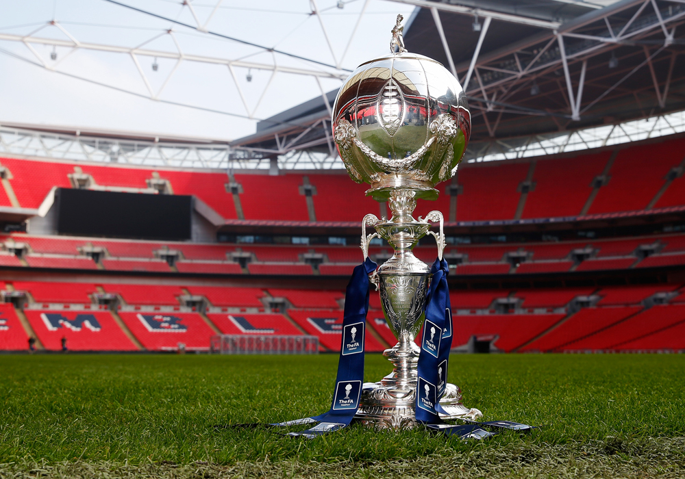 Here's the draw for the 2018/19 Buildbase FA Trophy early rounds