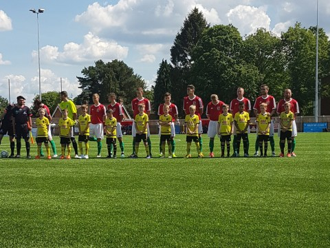How a joke sent Priestwood Vale to the CONIFA World Cup