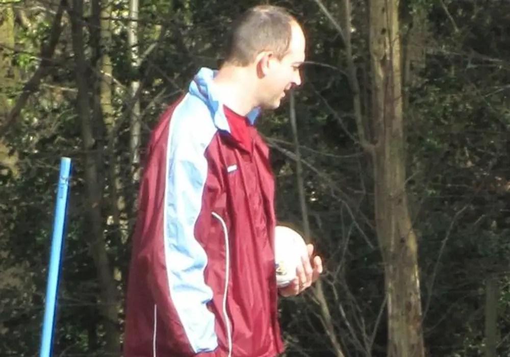 Steve Kay nominated for Bracknell Football Award