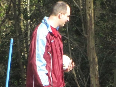 Steve Kay nominated for Bracknell Football Award