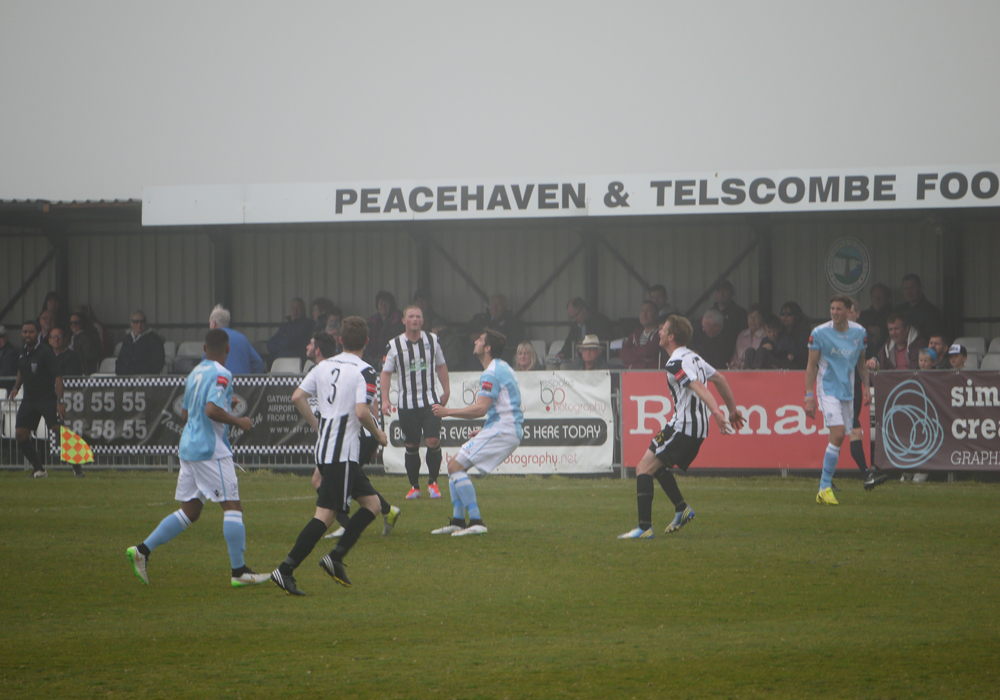 Peacehaven & Telscombe. Photo supplied by Ian Townsend.