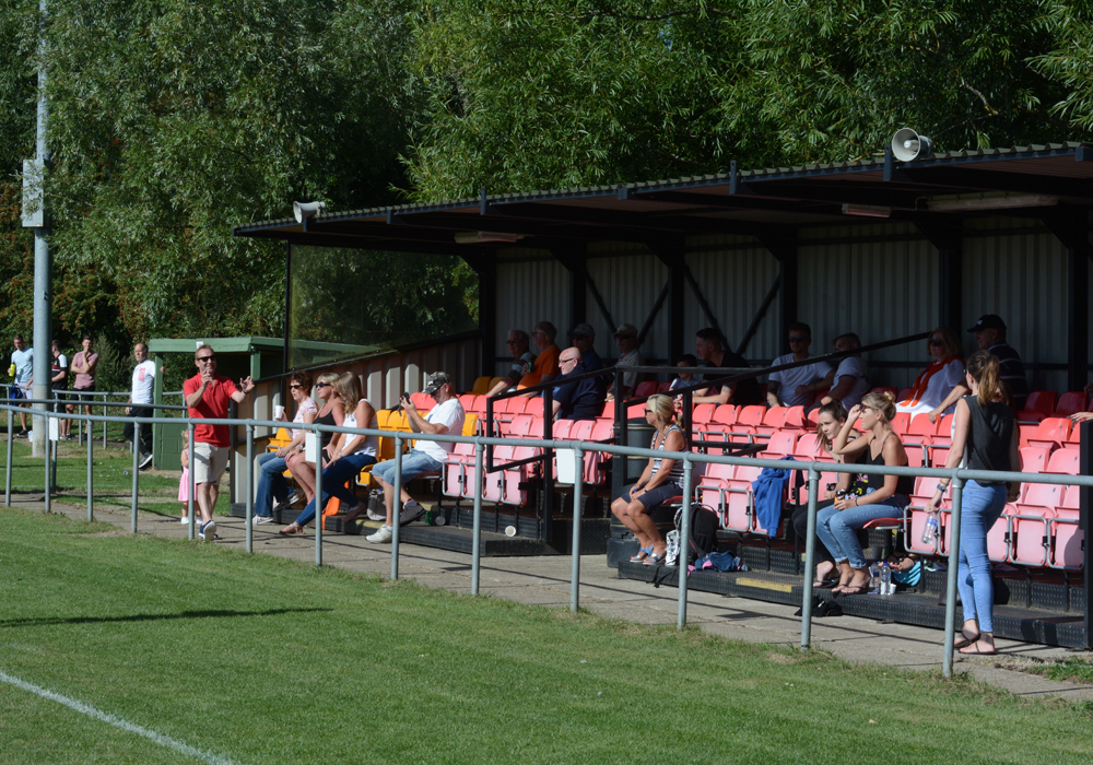 Guide to Holyport FC and the Summerleaze ground