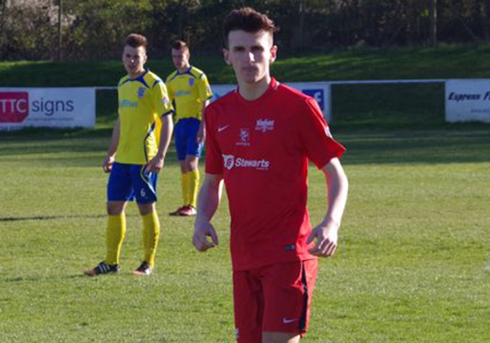 Former Binfield youngster Ewan Lynch on why he's off to the USA