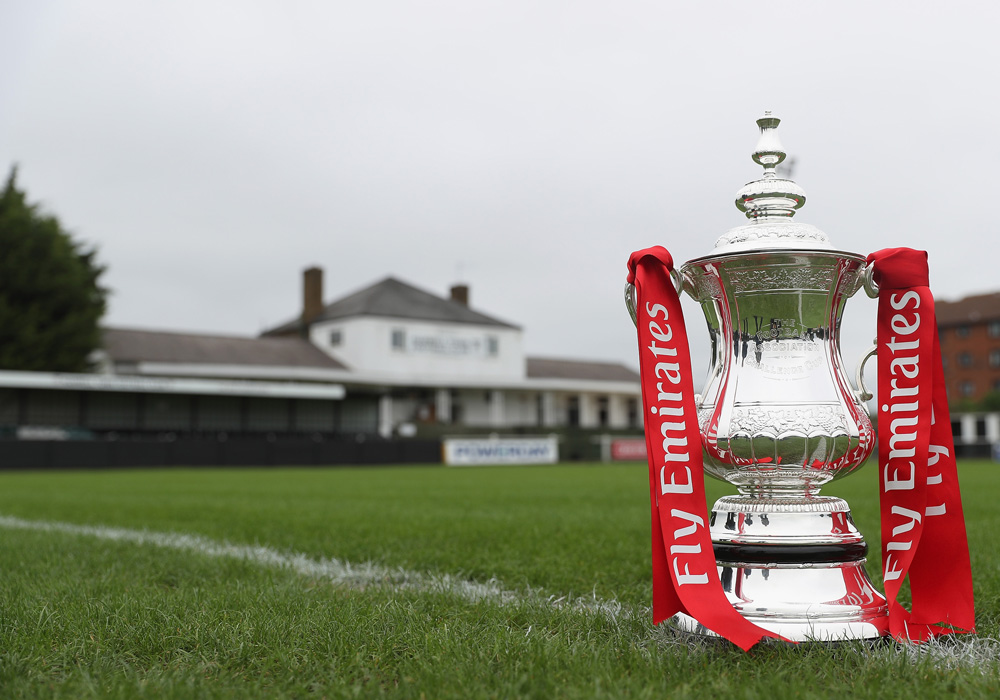 The full 2018/19 FA Cup Second Qualifying Round draw