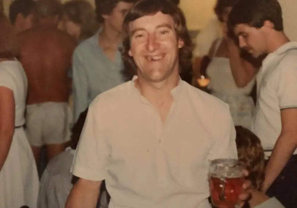 Paul Denman – a legend of grass roots football
