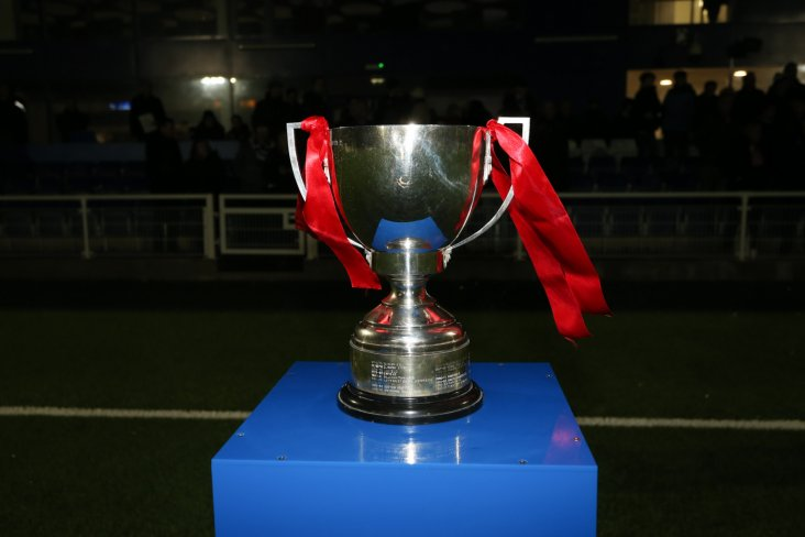 Bostik League reveals semi final draw for Velocity Trophy