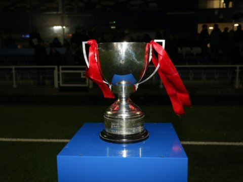 Bracknell Town discover second round Velocity Trophy opponents