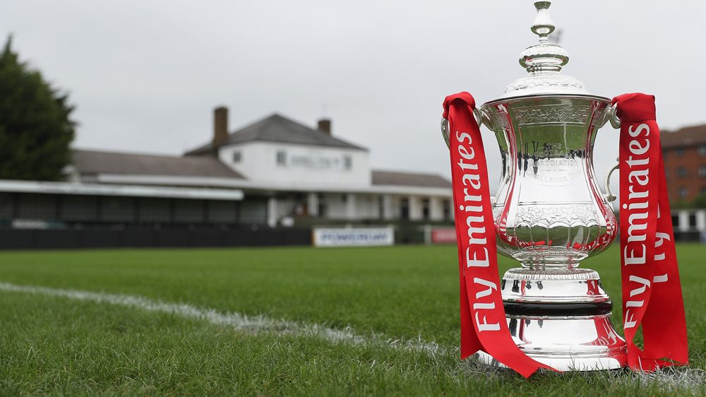 All the Emirates FA Cup fixtures for 2019/20 in Berkshire
