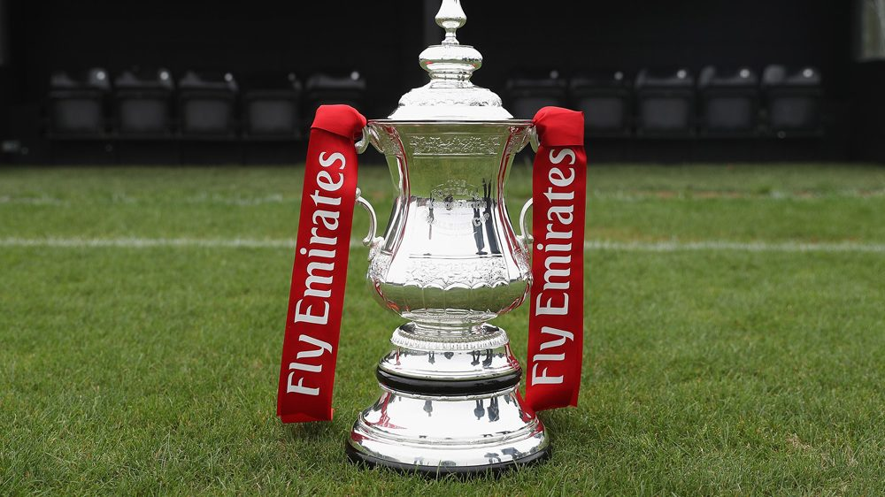 The full 2019/20 FA Cup Third Qualifying Round draw