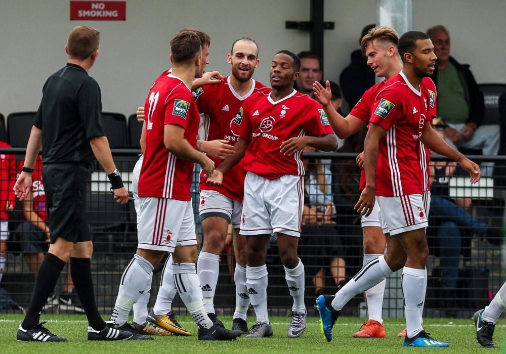 Bracknell Town are Surrey bound and Binfield play first home fixture