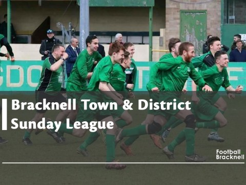 Loveman United hit top of Bracknell Sunday League Division 1