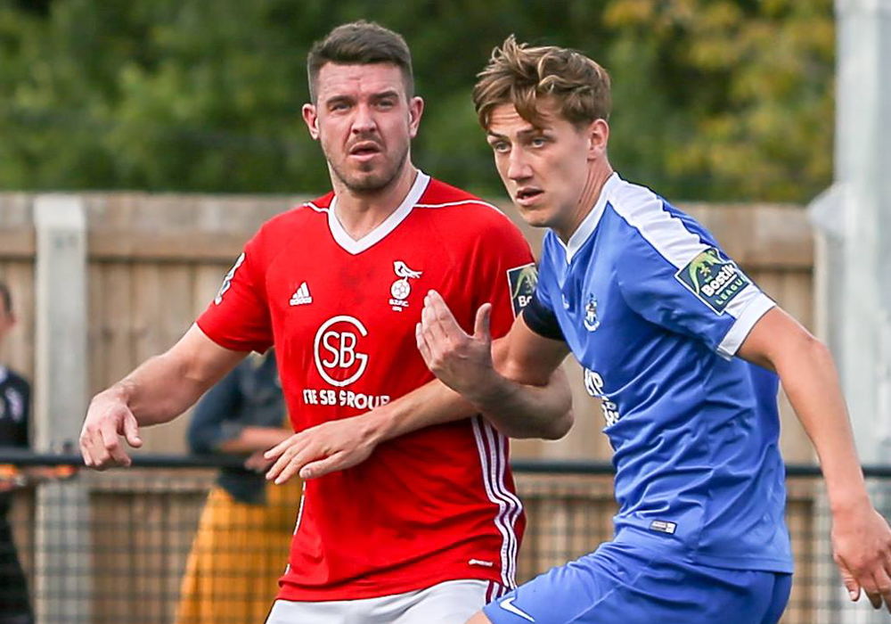 Marlow the winners as Bracknell Town's challengers face off