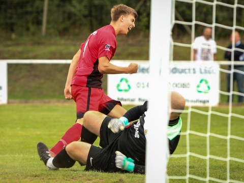 Binfield through in FA Cup and Dan Roberts brace for Windsor