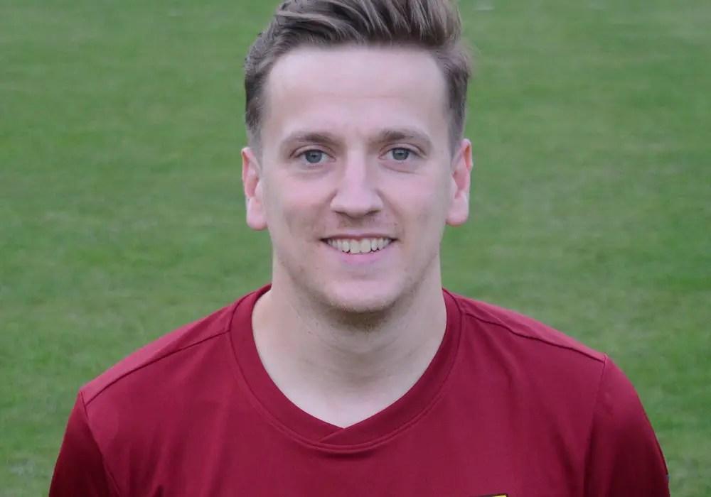 Jonny Feaver. Photo: Holyport FC