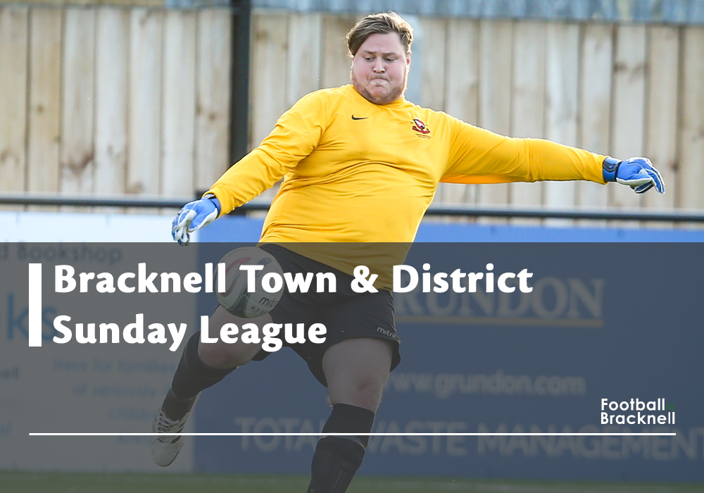 FC Fernhill are Bracknell Sunday League champions again
