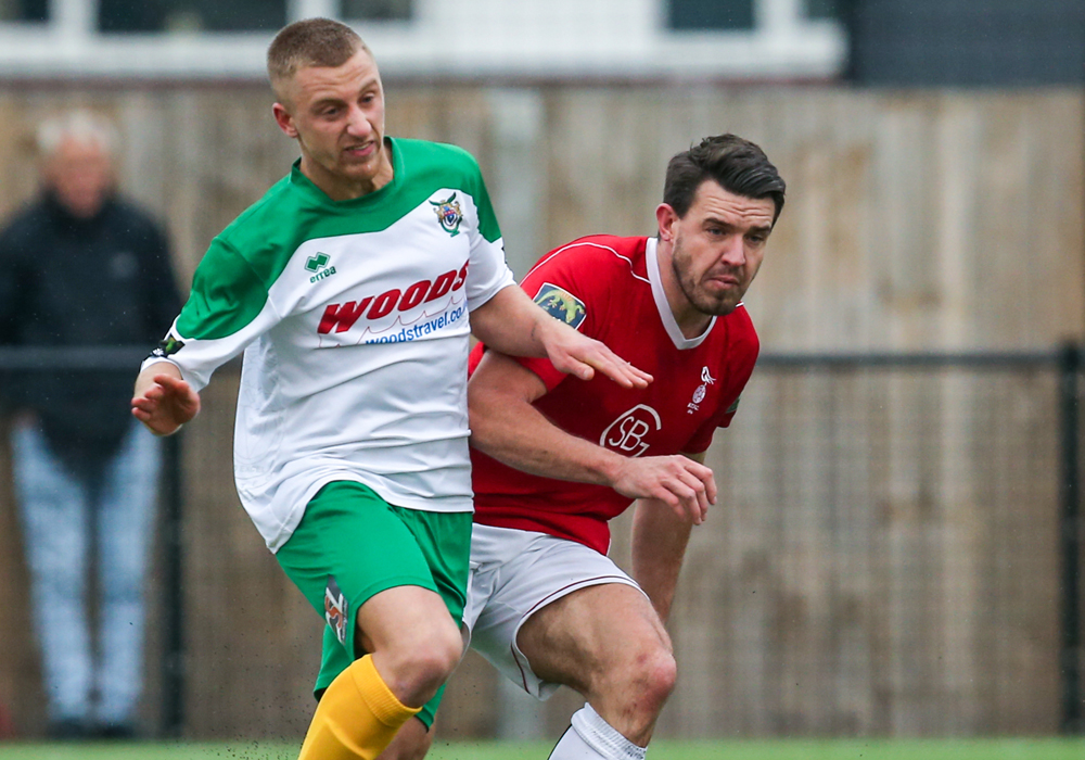 Bracknell Town and FULL FA Trophy Second Qualifying Round draw