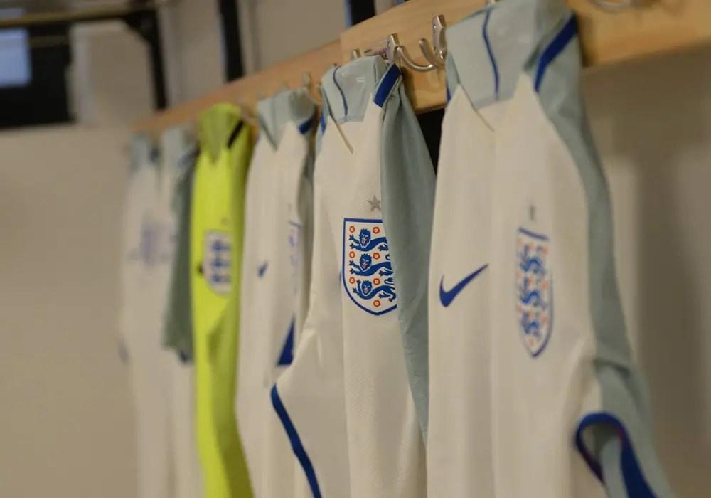 The FA England representative squad heading to the Falkland Islands