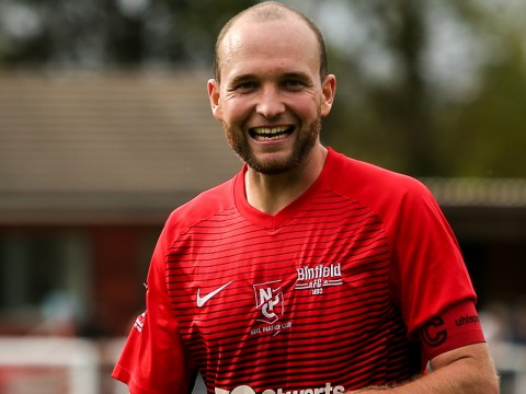 Binfield FC host 'erratic' Royal Wootton Bassett Town