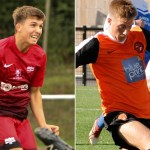 Connor Holland and Eddie Lee to represent South West England