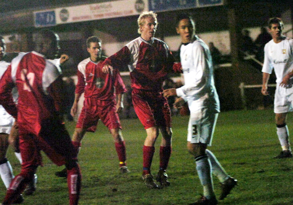 MK Dons – The last time Bracknell Town played a Football League club