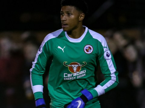 Myles Roberts – the Reading FC goalkeeper who thwarted Bracknell