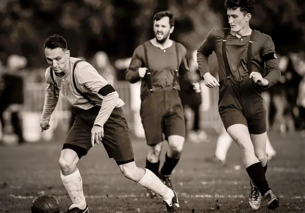 The Bracknell Sunday League – season so far
