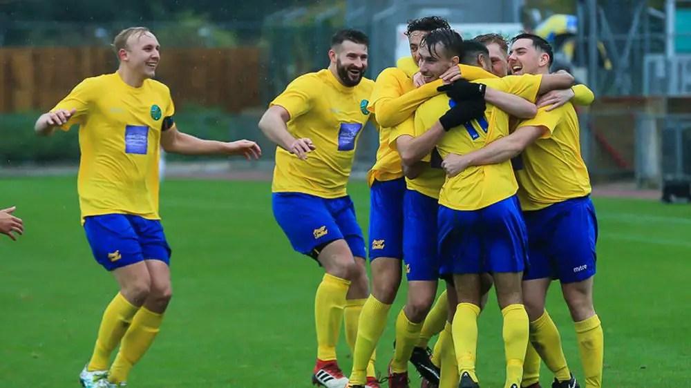 Ascot United win first silverware of the season